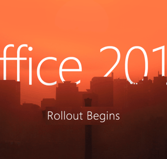 Office 2016 trae tema Dark