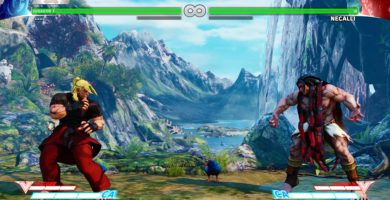 Street Fighter V Beta para PC