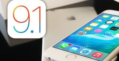 iOS 9.1 ya está disponible para el iPhone, iPad y iPod Touch