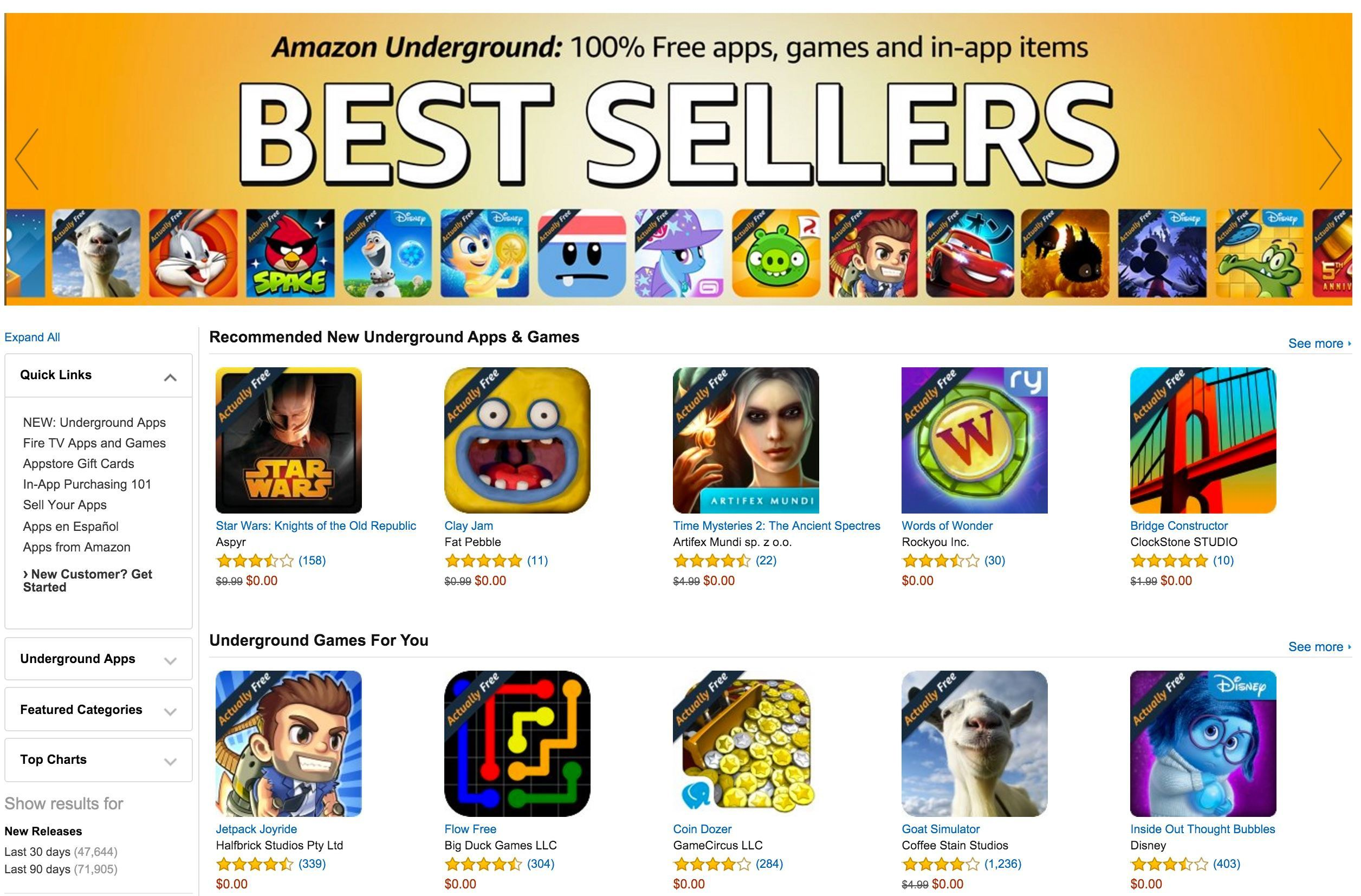 Amazon App Store - Una plataforma alternativa a Google Play con interesantes ofertas