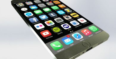 Concepto de iPhone 7 por Jan Willem Reusink