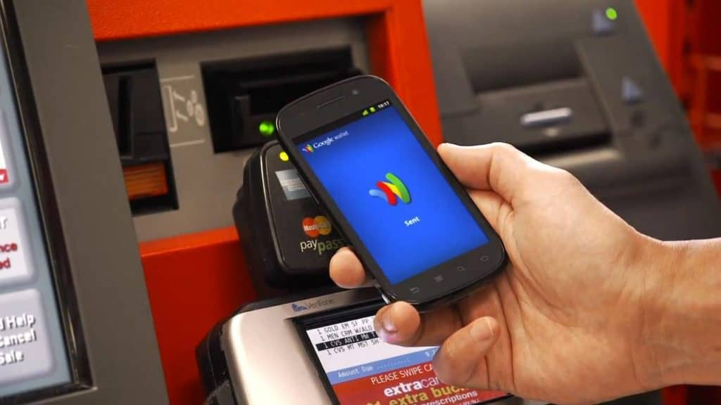 Google Wallet en acción