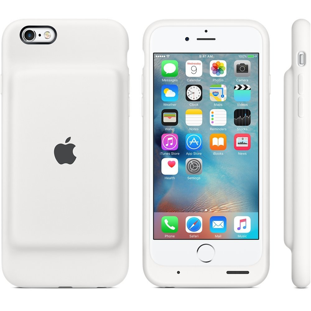 Smart Battery Case para el iPhone