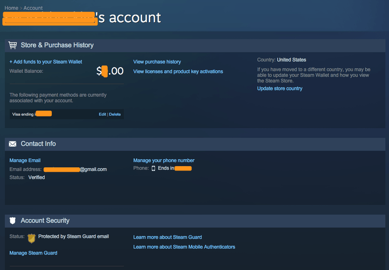 fallo de seguridad en Steam