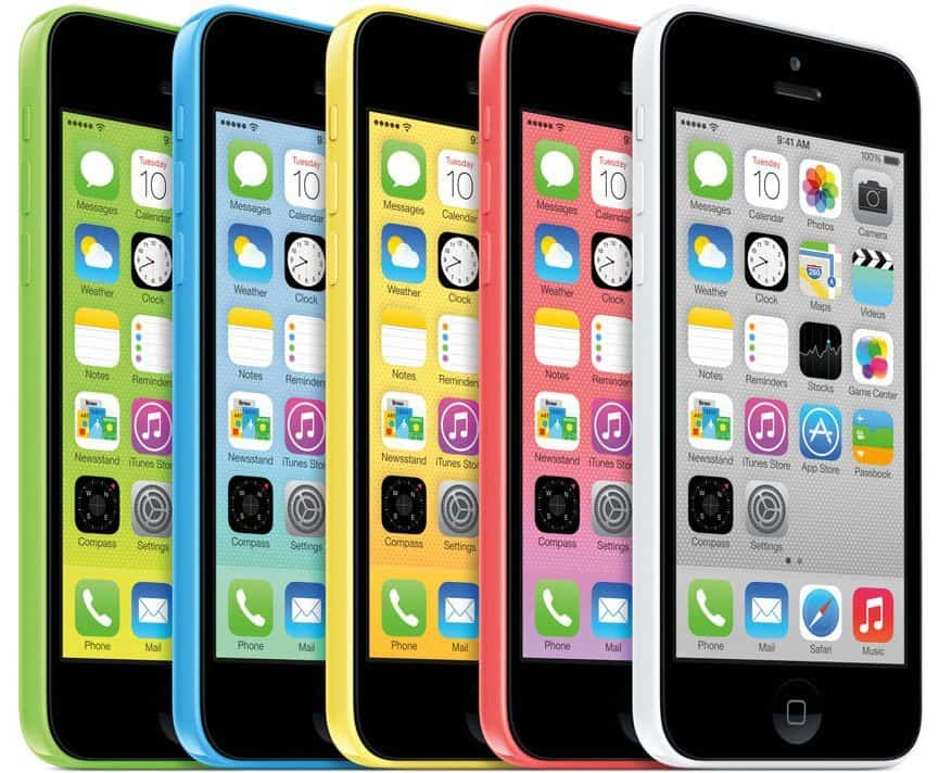 China Mobile filtra la fecha de lanzamiento del iPhone 7c