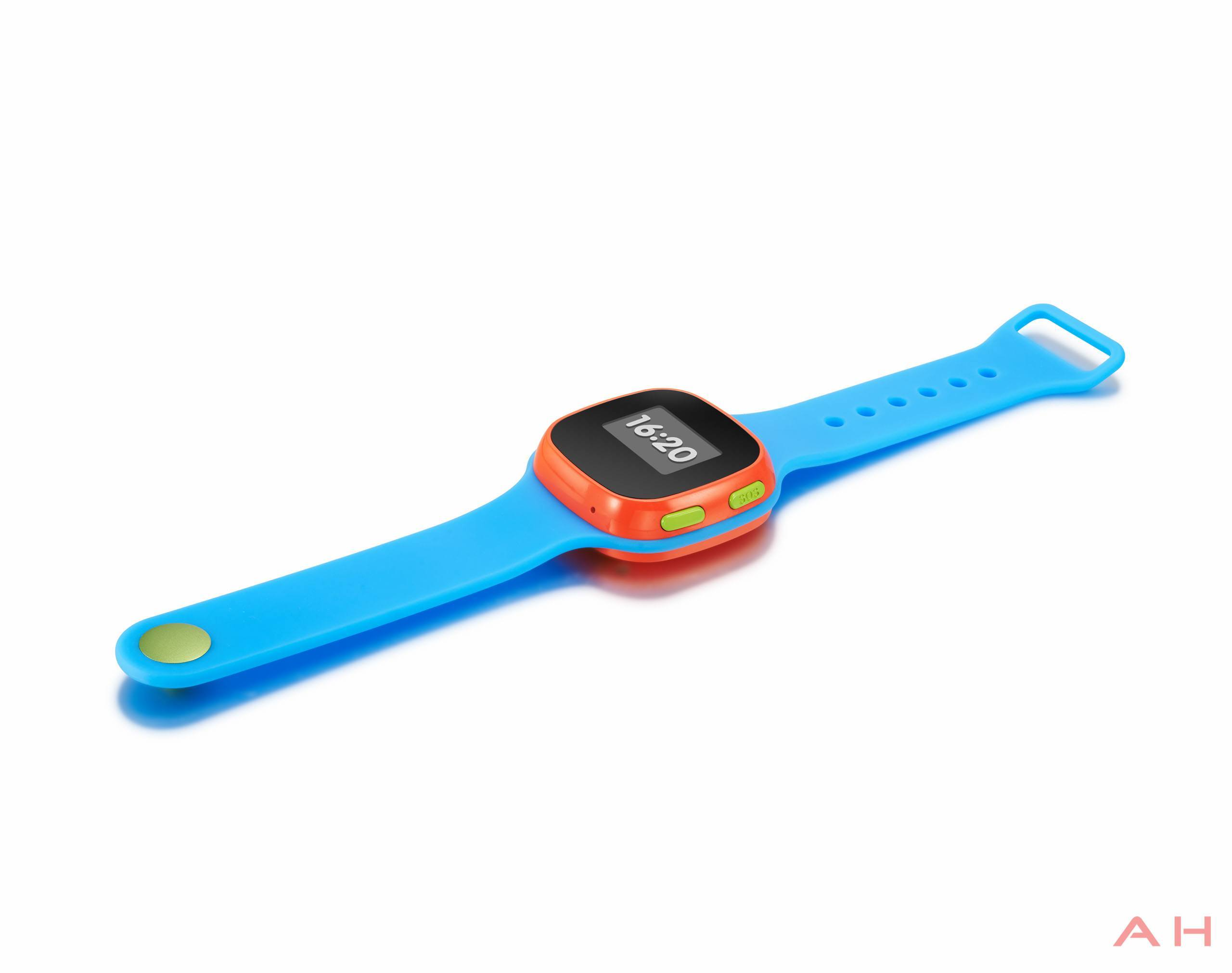 El reloj inteligente CareTime Children's Watch de Alcatel