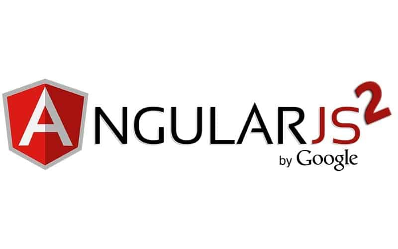 Logotipo de AngularJS