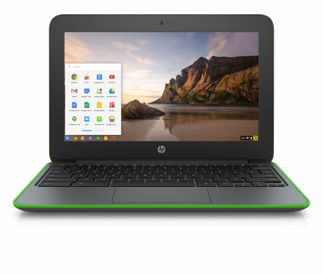 HP Chromebook 11 G4 Education Edition 2
