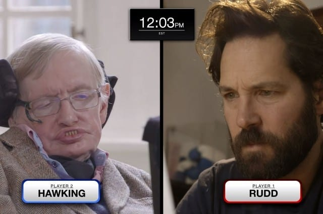 Rudd vs Hawking