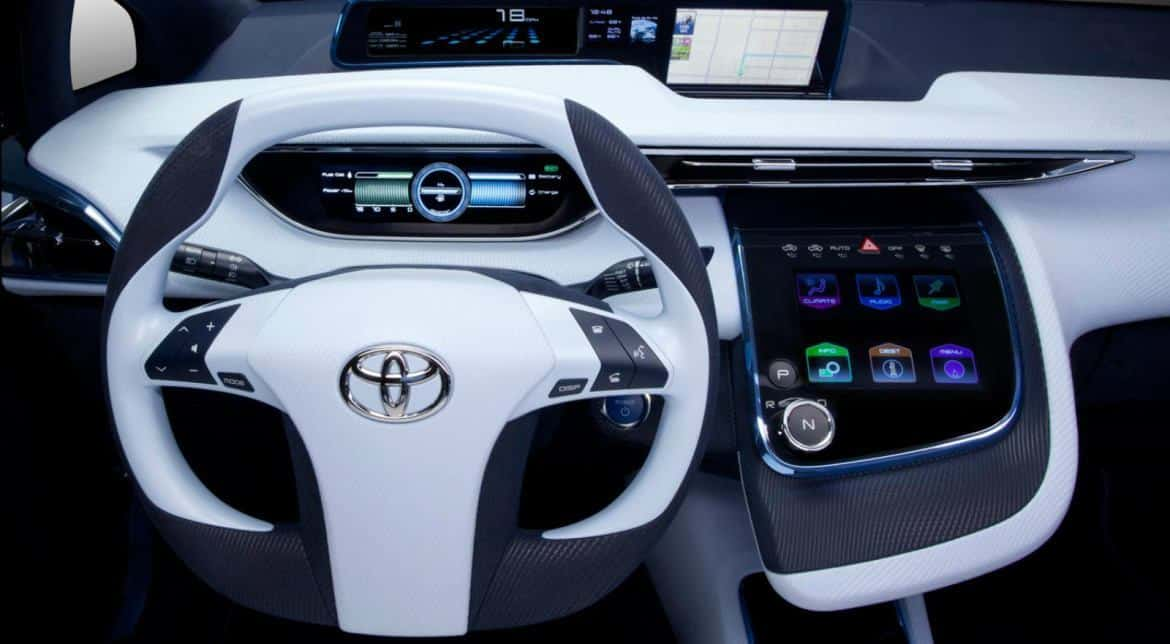 CES 2016: Toyota quiere crear coches con inteligencia artificial