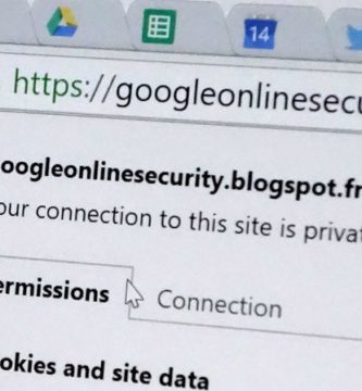 Seguridad en Chrome