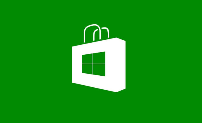 Logo de Windows Store