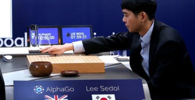 Lee Sedol contra AlphaGo
