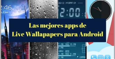 Live wallpapers para Android
