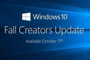 Windows 10 Fall Creators Update ya disponible