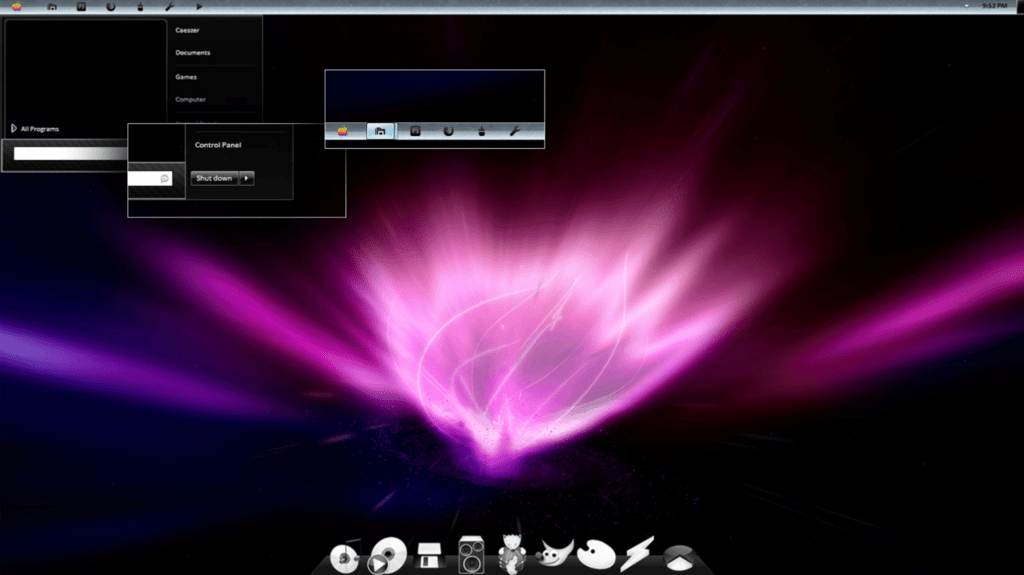 tema leonard windows 7