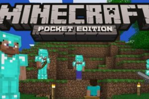 Descargar minecraft para android.
