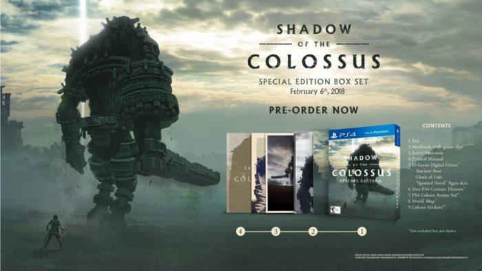 Shadow of de Colossus