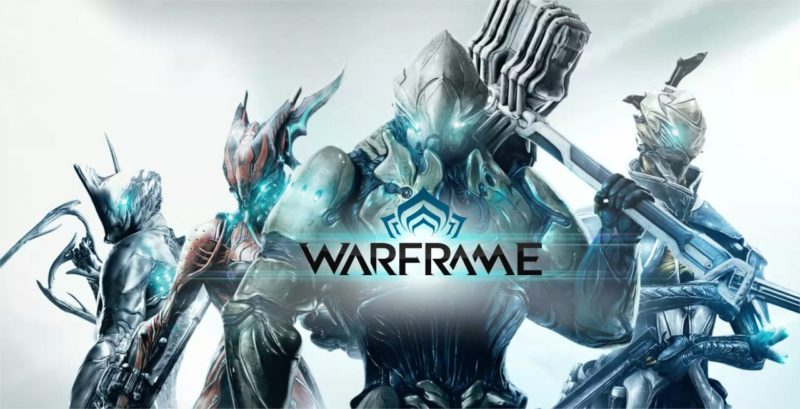 warframe pc xbox ps4