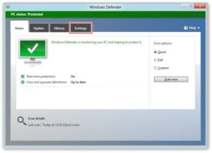Windows Defender 8.