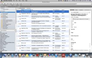Como descargar Mendeley Mac