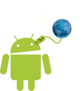 how to find router ip android