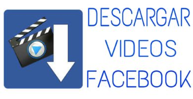 descargar videos de facebook sin programas.