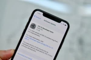ios 12 beta descargar.