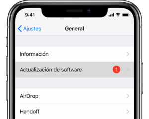 Actualizar Itunes iPhone