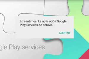 Google play services se detuvo 1