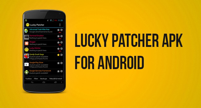 Lucky patcher 6.2 3