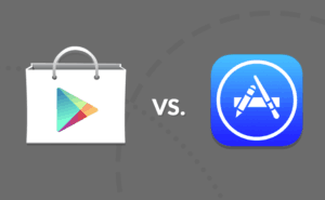 Play store vs App store 2020