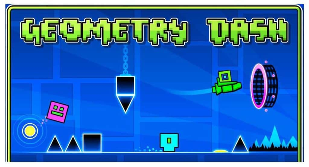 descargar geometry dash para bluestacks