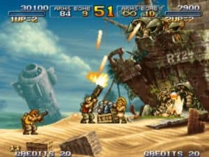 Descargar Metal Slug para PC gratis