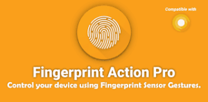 Fingerprint Quick Action Pro