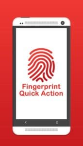 Fingerprint Quick Action Lollipod