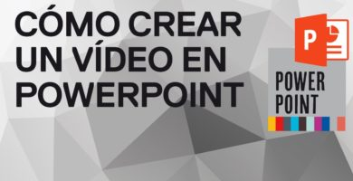 Hacer un video en Power Point