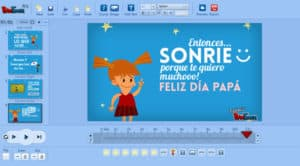 Hacer un video en Power Point audios