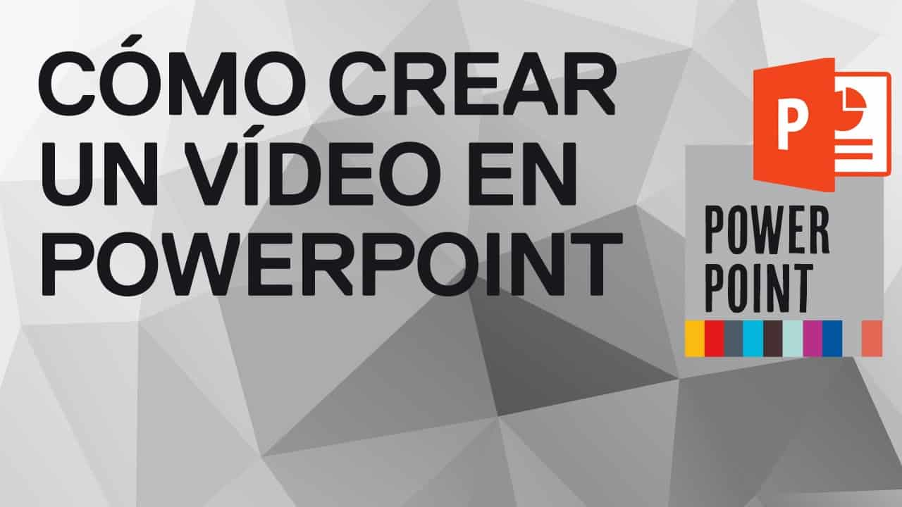 Como hacer un video en Power Point