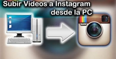 Subir videos a instagram desde pc