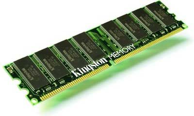 memoria ram kingstom de un pc
