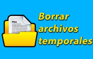 Archivos temporales Windows 8.1