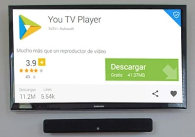 you tv player gratis 2018