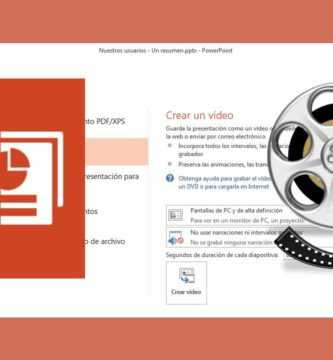 Video power point