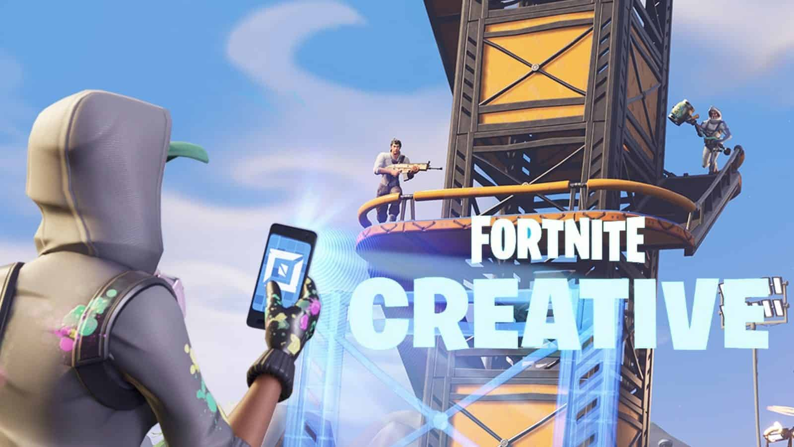Fortnite creative 1.