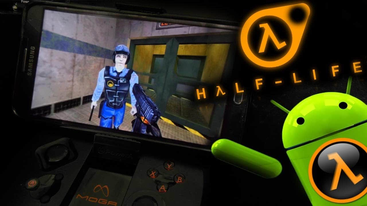 Half Life Android.
