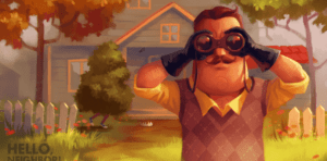 Hello Neighbor gratis.