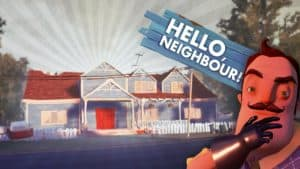 Hello Neighbor alpha 2.