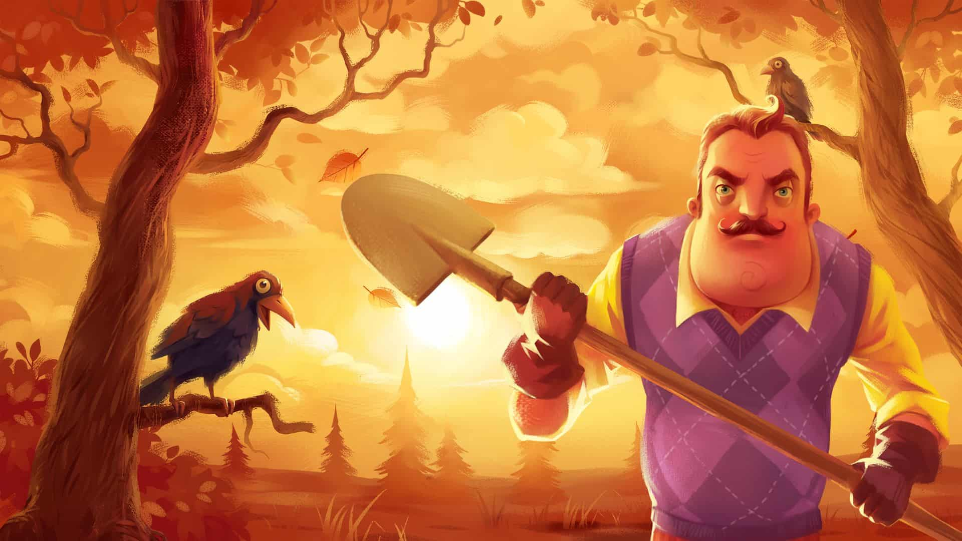Como descargar Hello Neighbor