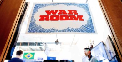 War room Facebook